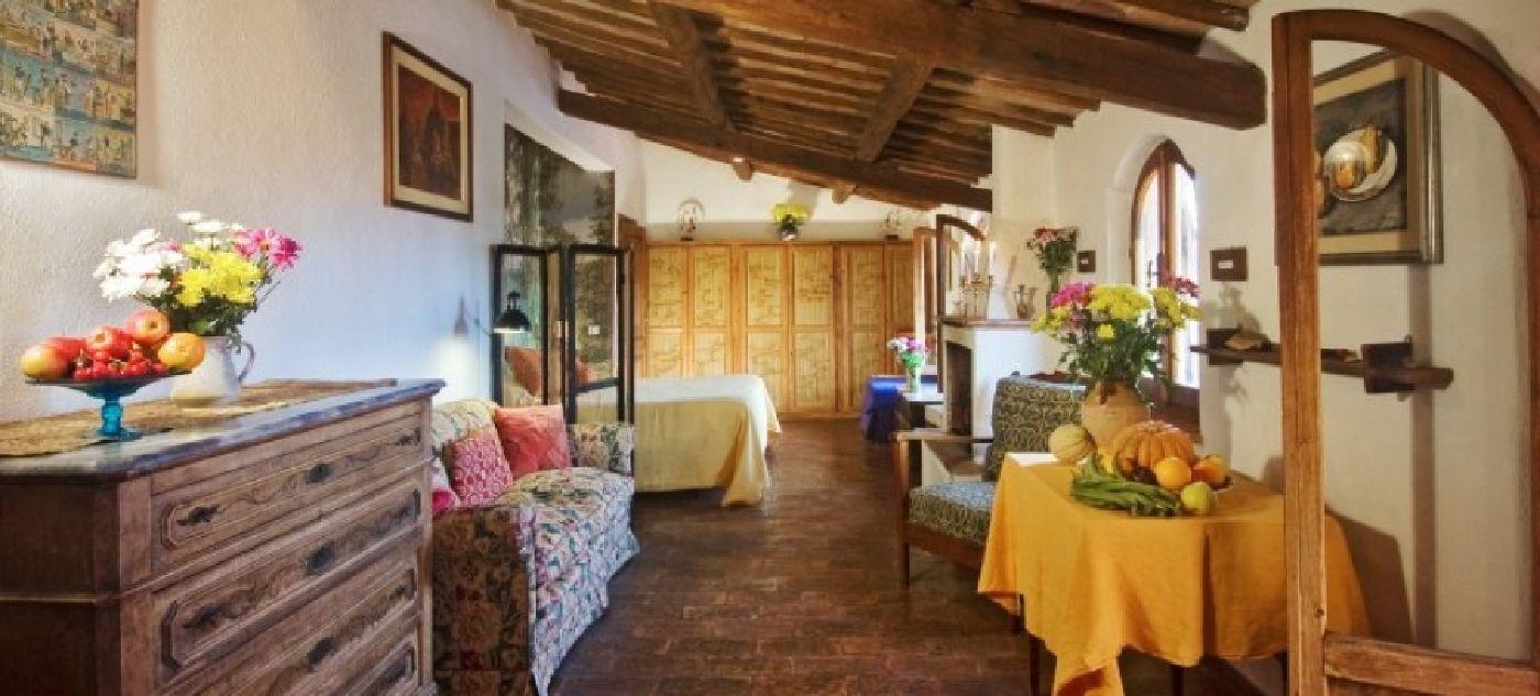 Agriturismo Pomantello Wählen Sie Ihr Ferienapartment